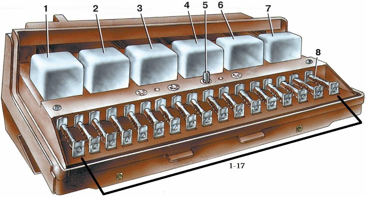 схема подключения автомагнитолы в автомобиле ваз 2107