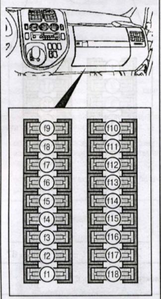 схема электропроводки mercedes vito 638