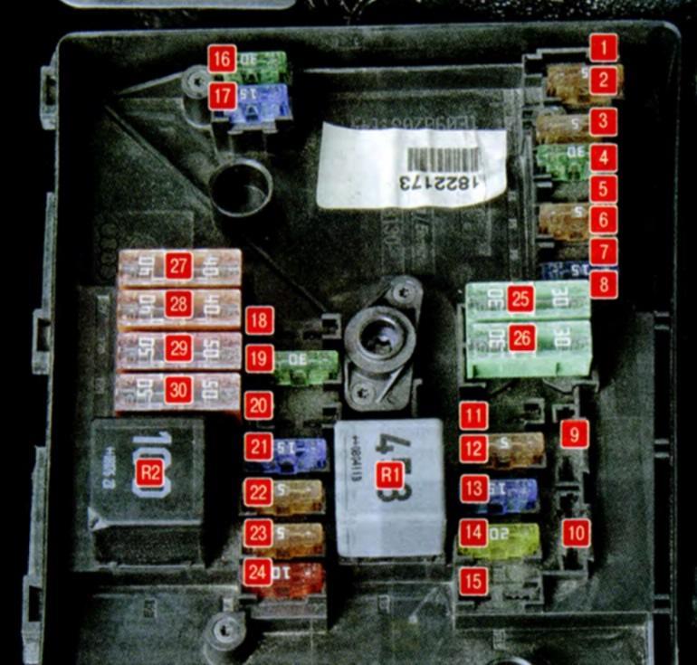 skoda octavia 2006 года управление кондиционером