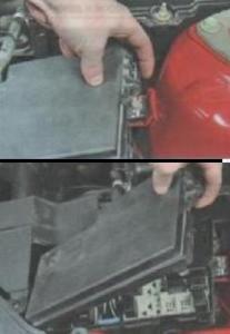 Блок предохранителей на Маздах 3—6