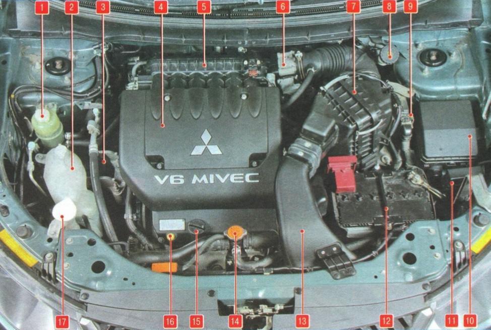 схема электрозамка багажника mitsubishi outlander