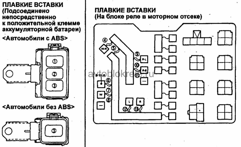 схема электрики на дизельном паджеро 4 2013