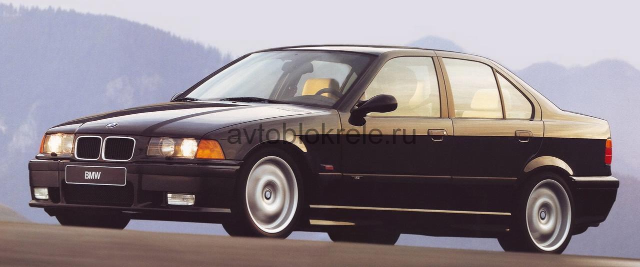 схема предохранителей на BMW e46 1999