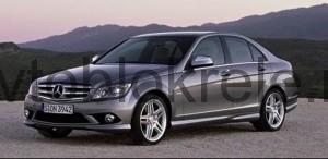 Mercedes-W204-blok