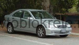 Mercedes-w203-blok