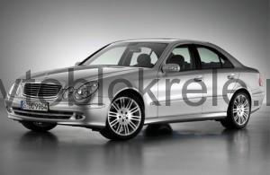 Mercedes-w211-blok