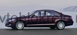 Mercedes-w221blok