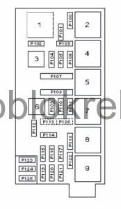 MercedesML164-blok-kapot