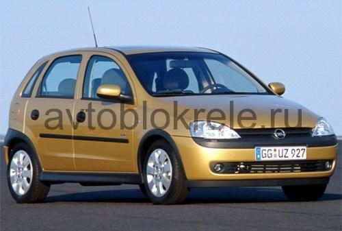 OpelCorsa-C-blok