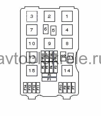 Saab-9-5-blok-kapot